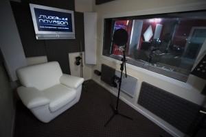 Studio d'enregistrement NovaSon - Cabine 1