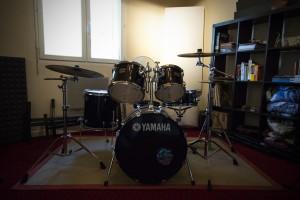 Studio d'enregistrement NovaSon - Cabine 2