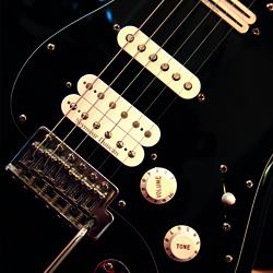 Le matériel du studio - Guitare