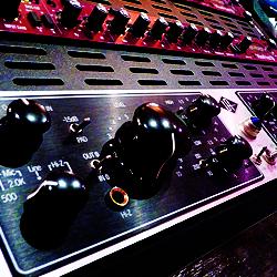 Le matériel du studio - Préampli